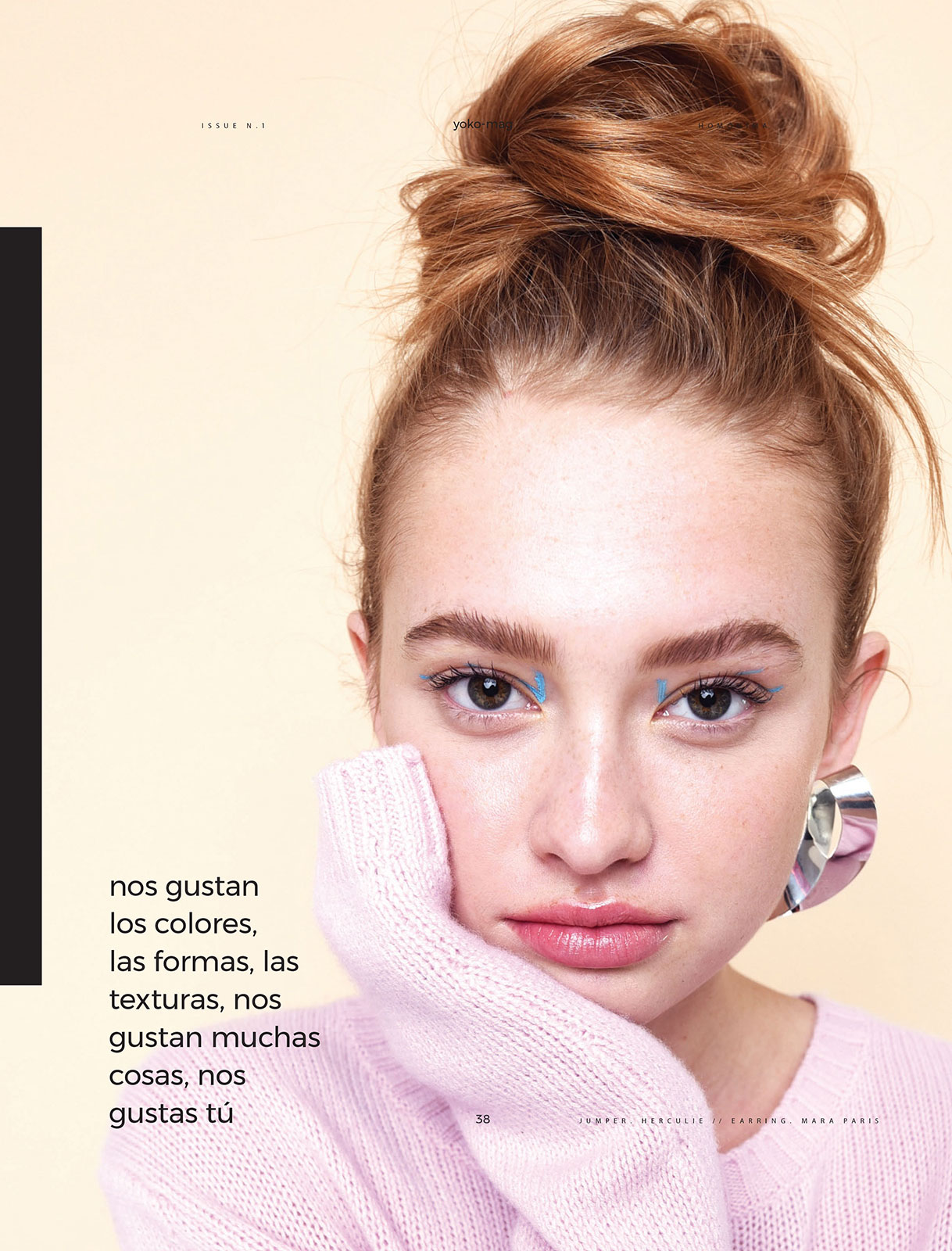 Yoko Magazine - In the mood. We have a major coup de cœur