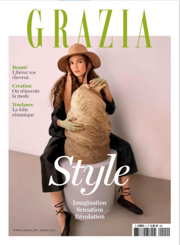 Grazia - Style, Imagination, Sensation, Révolution