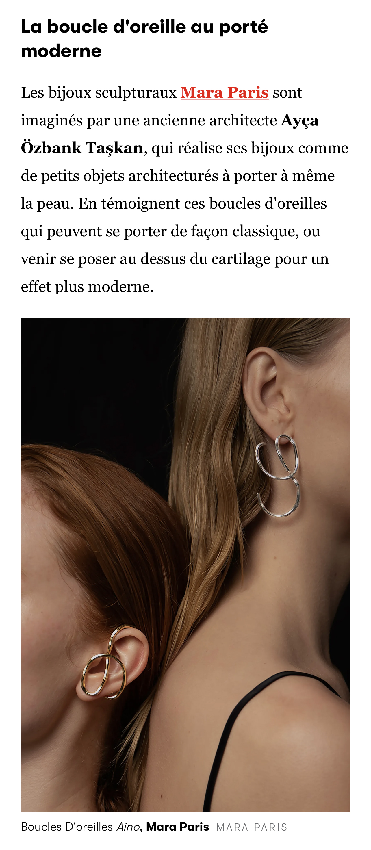 Vogue - 8 ways to wear jewelry differently