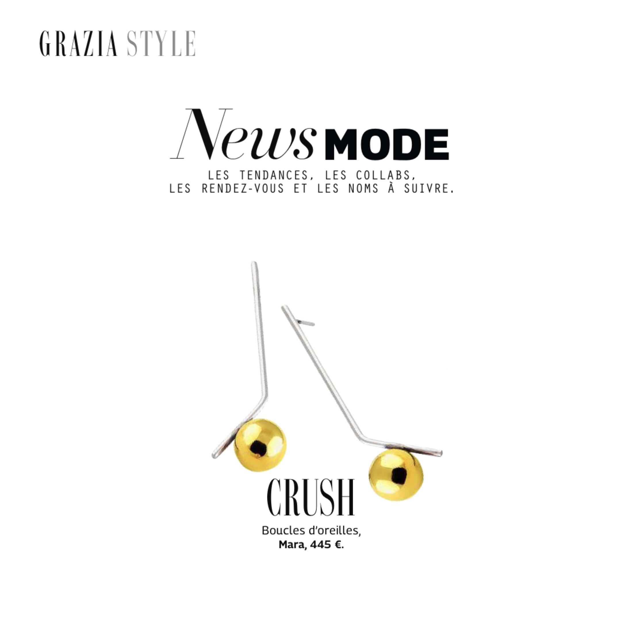 Grazia - Crush.