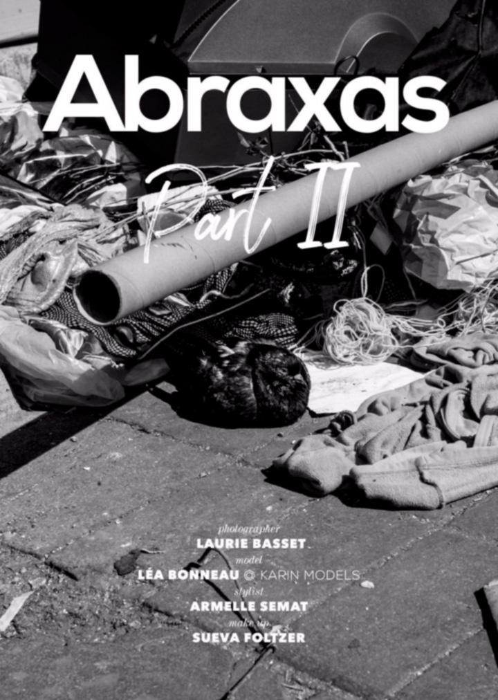 IMUTE Magazine - Fall 2017 - Abraxas Part II