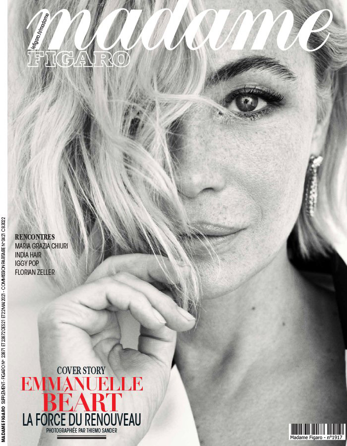 Madame Figaro - Connected jewelry