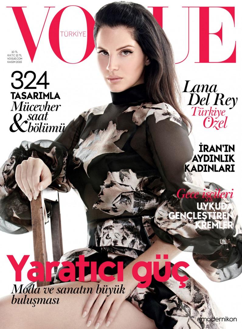 Vogue - Editorial piece by Didem Dayıcıoğlu